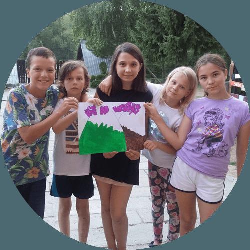 Jazykové prázdniny 2016 - Tesáre
